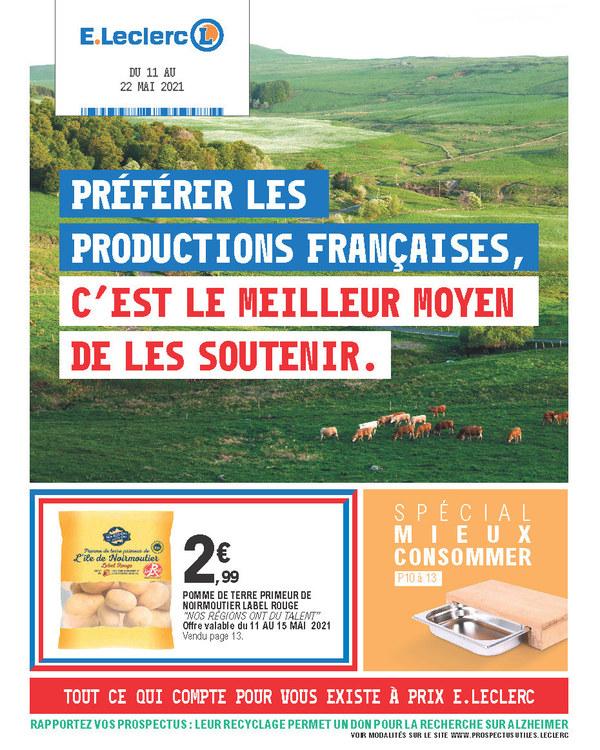 préférer les productions françaises,c'est le meilleur moyen de les soutenir