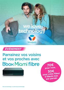 Parrainez vos voisins et vos proches avec Bbox Miami fibre