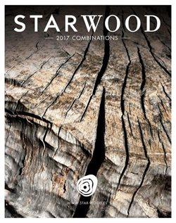 Starwood - 2017 combinations