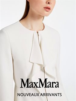 MaxMara Nouveaux arrivants