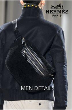 Hermes Men details