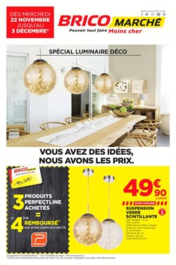 bricomarch catalogue prospectus et code promo octobre 2018. Black Bedroom Furniture Sets. Home Design Ideas