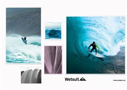 Collection Wetsuits P/É