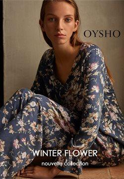 Oysho Winter Flower