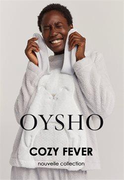 Oysho Cozy Fever