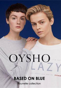 Oysho Based on Blue