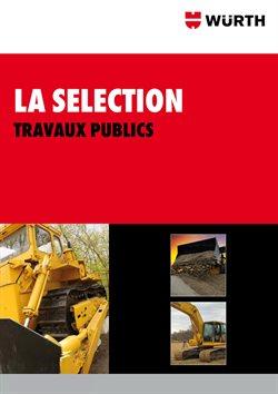 La sélection travaux publics