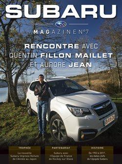 Subaru Magazine
