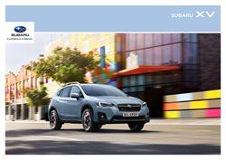 Subaru XV Modèle 2018