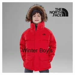 The nort face boy's