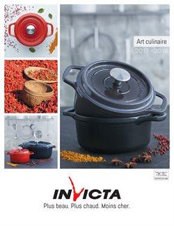 Gamme Invicta - Art culinaire