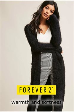 Forever21 warmth and softness