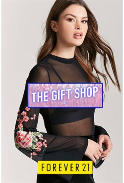 Forever21 The gift shop