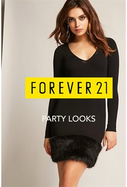 Forever21 Party Looks