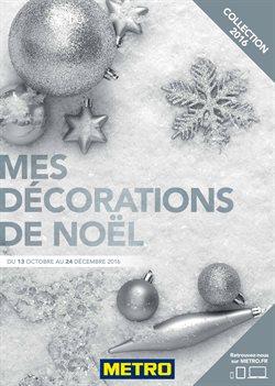 Mes décoration de Noël