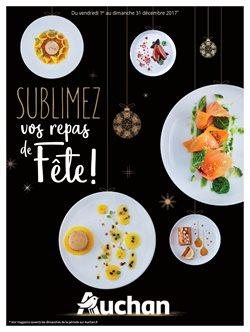 Sublimez vos repas de fête !