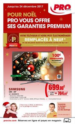 Pour Noël Pro vous offre ses garanties Premium