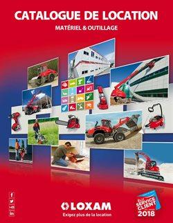 Catalogue de location - Matériel & Outillage