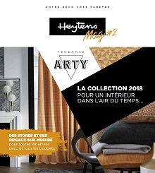 La collection 2018