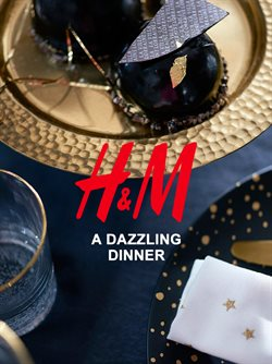 A dazzling dinner