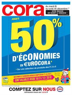 Jusqu'à 50% d'économies en €urocora