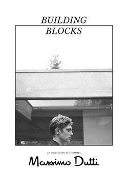 Building Blocks  - La Collection des Hommes