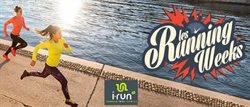 Les running weeks - Chassures de running femme