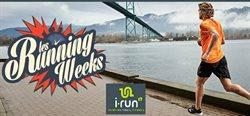 Les running weeks - Chassures de running homme