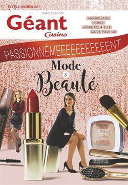 Geant casino catalogue cadeau smiles