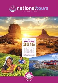 Vos Voyages 2016