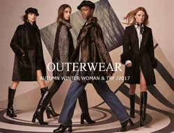 Outwear Autumn Winter Woman & TRF 2017