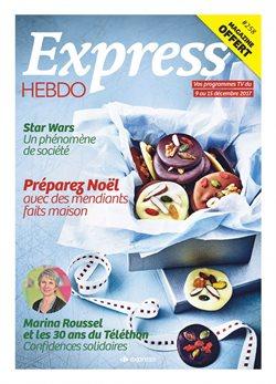 Express Hebdo s50