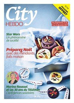 City Hebdo s50