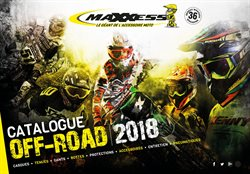 Catalogue Off-road 2018