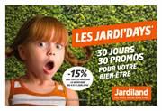 Les Jardi'Days