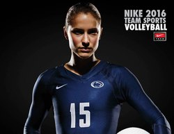 Nike Team Sports Volleyball