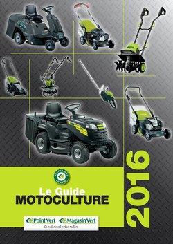 Le Guide Motoculture 2016