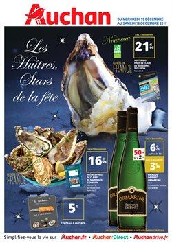 Les huîtres, stars de la fête