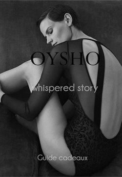 Oysho Guide cadeaux