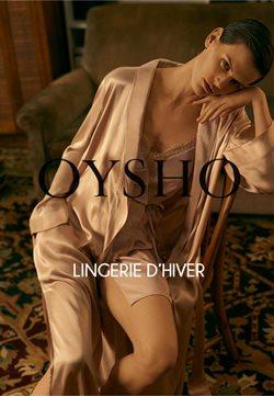 Oysho Lingerie D`Hiver