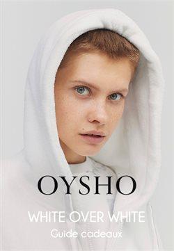 Oysho White Guide Cadeaux