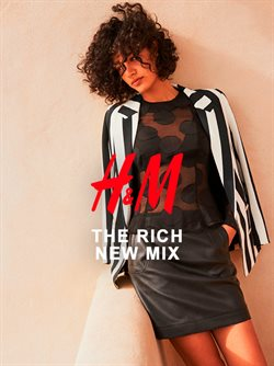 The rich new mix