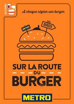 Sur la route du burger
