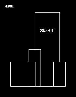 Urbatek Xlight
