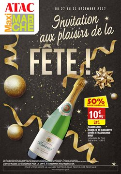 Invitation aux plaisirs de la Fête!