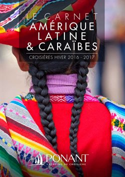 Croisières Amérique Latine & Caraïbes