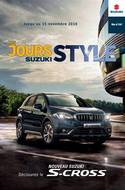 Les Jours Suzuki Style
