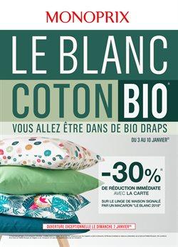 Le Blanc Conton Bio