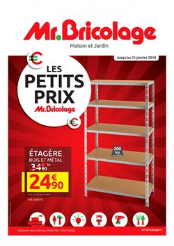 mr bricolage catalogue r duction et code promo ao t 2017. Black Bedroom Furniture Sets. Home Design Ideas