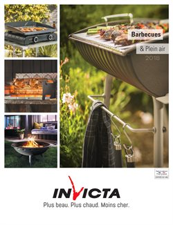 Gamme Invicta - Barbecues & Plein Air